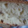Pan básico de trigo con levadura