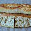 Baguettes (método directo con retardo en nevera)