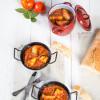 Berenjenas con tomate (receta de mi madre)