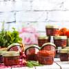 Salsa de tomate al horno