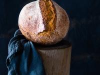 Pan de espelta integral y miel