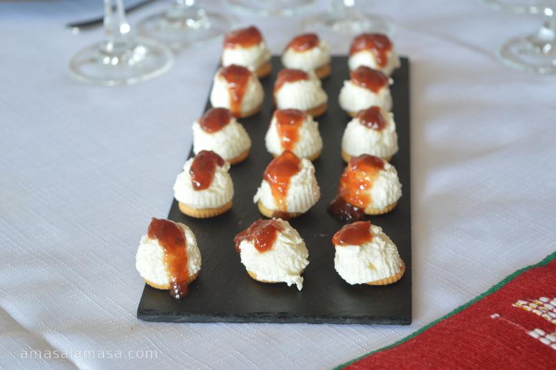 bomones de mousse de queso9